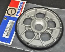 """NOS Parts Unlimited 87-90 Yamaha Exciter EX570 Snowmobile Idler Wheel 7"""" OD"""