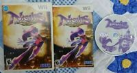 NiGHTS: Journey of Dreams (Nintendo Wii, 2007) COMPLETE Working Game