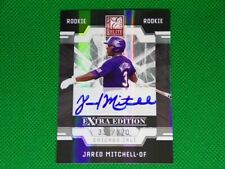 2009 Donruss Elite Extra Edition #56 Jared Mitchell AU 331/370 Auto