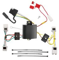 Trailer Wiring Harness Kit For 04-09 Nissan Quest All Styles Plug & Play T-One