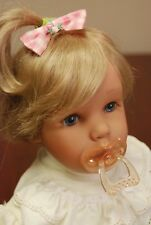 Reborn Toddler Vinyl Baby Doll - Approximately 24 inch