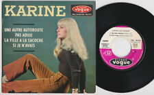 KARINE * 1966 French POP MOD GARAGE YeYe Girl EP * Listen!