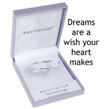 Equilibrium 7063 SP Bangle DREAMS ARE A WISH YOUR HEART MAKES