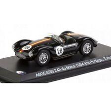 Maserati A6GCS/53 24h du Mans 1954 De Portago 1:43 coche Leo Models Diecast