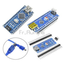 Nano V3.0 ATmega328P CH340G Controller Board USB 5V 16M Welded/Kit Cable Arduino