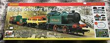 Hornby ~ R1061 - EDDIE STOBART HAULER STARTER TRAIN SET MINT BOXED RARE BARGAIN