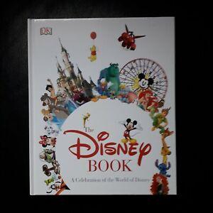 The Disney Book A Celebration Of The World Of Disney Hardback Book Brand New
