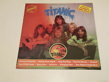 TITANIC - THE BEST OF TITANIC - LP 1975 EMBASSY RECORDS - Feat. SULTANA - NM/EX-