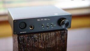 SMSL SP200 THX AAA 888 Technology XLR RCA Input Balanced Headphone Amplifier