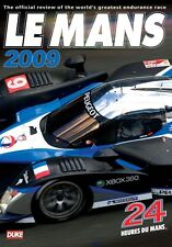 Le Mans 2009 - Official review (New DVD) 24 Hour Endurance race