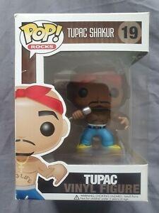 Funko Pop Tupac #19 No Eyebrows
