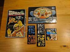 Vintage 1976 Space 1999 Colorforms Adventure Set