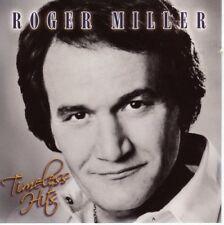 NEW  Timeless Hits Roger Miller Format: Audio CD MUSIC