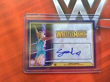 💥2014 Topps WWE WRESTLEMANIA SUMMER RAE AUTO AUTOGRAPH CARD 💥