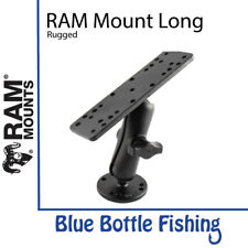 RAM Mounts Long Rugged C- Ball For Lowrance HDS 5,7,9 Elite 7,9Ti and Hook 7,9