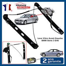 MECANISME LEVE VITRE AVANT GAUCHE BMW SERIE 3 E46 BERLINE ET BREAK 51337020659