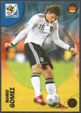 PANINI WORLD CUP SOUTH AFRICA 2010-#128-GERMANY-MARIO GOMEZ