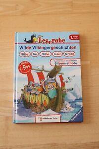 Wilde Wikingergeschichten von Leserabe, 1. Lesestufe für Erstleser, Ravensburger
