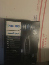 New Philips Sonicare 7300 HX9610/17 ExpertClean Rechargeable Toothbrush Black
