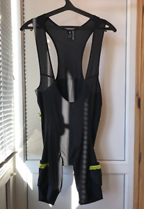Specialized Relaxedfit SWAT Bib Shorts Jumpsuit Cycling Black Men's 36