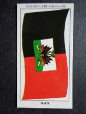 The Sun Soccercards 1978-79 - Haiti - Flag of Haiti #958