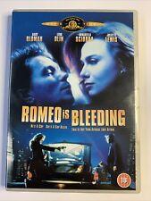 Romeo Is Bleeding DVD (1994) - Cert 18