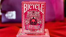 Limited Edition Bicycle Ladybug (Red) Playing Cards Deck Brand New