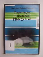 Lee Binz The HomeScholar Presents Preparing to Homeschool High School 3 DVD Set