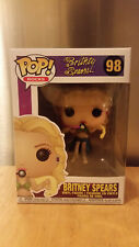 Funko POP! Rocks Britney Spears with Snake Vinyl Figure #98 I'm A Slave 4 U