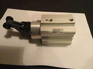 smc pneumatic stopper cylinder rsqdqb50-30dd brand new