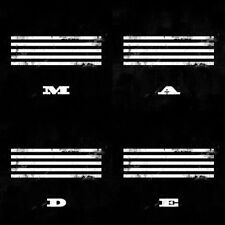 BIGBANG [MADE] SERIES Album RANDOM D/d Ver. CD+Broschure+Karte+Puzzle Ticket