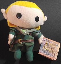 "Legolas FUNKO Lord of the Rings Plush Plushie Plushy 7"" Doll NEW WITH TAG"