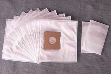 10 Staubsaugerbeutel für AEG Smart 300 - 399, Staubbeutel Filtertüten +2 Filter