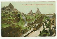 FRANCO-BRITISH EXHIBITION postcards - 1908