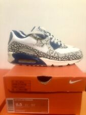 Nike Air Max 90 8.5 HUF Hufquake Vintage 2007 Packer Shoes Cement