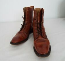 Joseph Cheaney & Sons -  Men's UK size 7.5 boots - Brown leather - In box