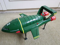 "THUNDERBIRD 2 Original Super Size 16"" Carlton International 1965 1999 VGOOD COND"