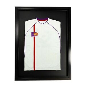 Vivarti Adult Standard DIY Football Rugby Cricket Sports Shirt Display Frame Kit