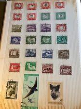 Lot Of 27 postal stamps,  MAGYAR KIR POSTA Hungary, 1900s  HIVATALOS FILLER