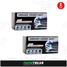 2 x Nano Car Body Paint Protection CERAMIC ARMOR COAT The Special Coating. 2 PCS
