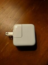 Apple A1401 12W USB Power Adapter Wall Charger OEM