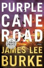 Purple Cane Road (Dave Robicheaux Mysteries)-ExLibrary