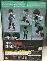 Figma 323 My Hero Academia Izuku Midoriya Action Figure New No Box