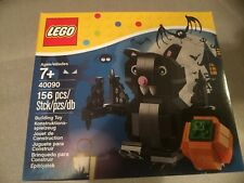 LEGO  Seasonal 40090 Halloween Spooky Bat & Pumpkin Set New Sealed Box Holloween