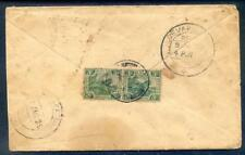 1926 cover from Kuala Lumpur to Southern India (2018/05/18/#06)