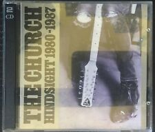 """THE CHURCH """"Hindsight 1980 -1987"""" 1998 24Trk 2CD """"Unguarded Moment, Tantalized"""""""