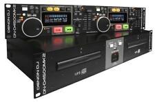 Dual CD/MP3/USB Digital Media Player - DENON DJ