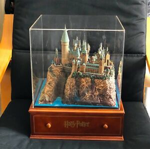 HARRY POTTER blu ray cofanetto-HOWGARTS castle,castello gift edition-LIMITED