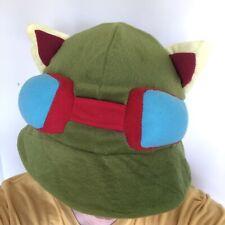 TEEMO HAT Cap League of Legends LOL plush plushie headwear US Seller