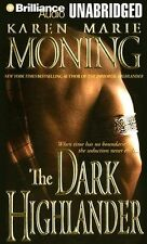 Karen Marie MONING / [Book 5] The DARK HIGHLANDER     [ Audiobook ]